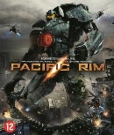 Pacific rim, (Blu-Ray) W/ IDRIS ELBA, CHARLIE HUNNAM MOVIE, BLURAY