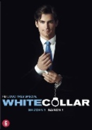 White Collar - Seizoen 1 (4DVD)