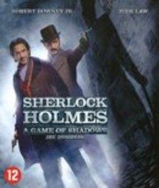 Sherlock Holmes 2: A Game Of Shadows (Blu-ray)