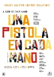 Una pistola en cado mano, (DVD) PAL/REGION 2 // BY CESC GAY (UNA PISTOLA EN CADO MANO) MOVIE, DVDNL