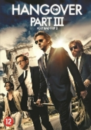 HANGOVER 3 PAL/REGION 2-BILINGUAL // W/ BRADLEY COOPER MOVIE, DVDNL