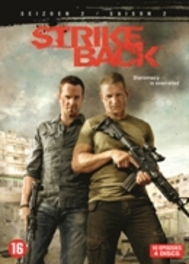 STRIKE BACK: S2 BILINGUAL TV SERIES, DVD