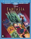 Fantasia 2000, (Blu-Ray)