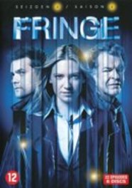 Fringe - Seizoen 4, (DVD) BILINGUAL /CAST: ANNA TORV, JOHN NOBLE TV SERIES, DVDNL