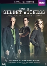 SILENT WITNESS SERIES 16 PAL/REGION 2 //W/ WILLIAM GAMINARA, EMILIA FOX TV SERIES, DVDNL