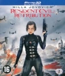 RESIDENT EVIL:RETR.. -3D- W/ MILLA JOVOVICH, MICHELLE RODRIGUEZ // *3D+2D* MOVIE, BLURAY