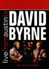 LIVE FROM AUSTIN, TX NTSC/RECORDED 2001 AT AUSTIN CITY LIMITS DVD, DAVID BYRNE, DVD