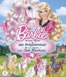 Barbie en haar zusjes in een ponyavontuur, (Blu-Ray) .. IN A PONY TALE - BILINGUAL ANIMATION, Blu-Ray