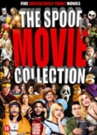 Spoof movie collection, (DVD) 5 MOVIES MOVIE, DVD
