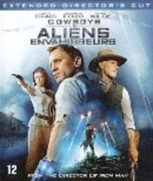 COWBOYS & ALIENS BILINGUAL // W/HARRISON FORD, DANIEL CRAIG MOVIE, Blu-Ray