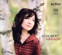 FANTASIA HIDEYO HARADA F. SCHUBERT, CD