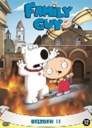 Family guy - Seizoen 11, (DVD) CASTL SETH MACFARLANE TV SERIES, DVDNL