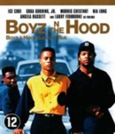 Boyz 'n the hood, (Blu-Ray) BILINGUAL // W/ ICE CUBE & CUBA GOODING JR MOVIE, BLURAY
