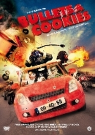 Bullets & cookies, (DVD) CAST: PEDRO CARVALHO, JOAO CASTRO MOVIE, DVDNL