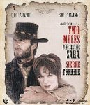 Two mules for sister Sarah, (Blu-Ray) .. SARAH / BILINGUAL /CAST: CLINT EASTWOOD