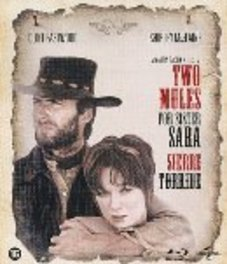 Two mules for sister Sarah, (Blu-Ray) .. SARAH / BILINGUAL /CAST: CLINT EASTWOOD MOVIE, BLURAY