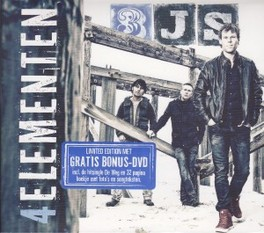 4 ELEMENTEN -LTD- FIRST EDITION W/DVD THE MAKING OF 4 ELEMENTEN DRIE J'S, CD