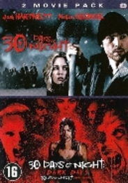 30 days of night 1 & 2, (DVD) PAL/REGION 2 BILINGUAL DUOPACK MOVIE, DVDNL