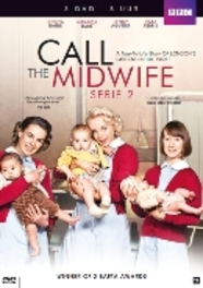Call the midwife - Seizoen 2, (DVD) PAL/REGION 2 // W/JESSICA RAINE,MIRANDA HART,PAM FERRIS Worth, Jennifer, DVDNL