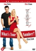 What's your number, (DVD)