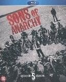 Sons of anarchy - Seizoen 5, (Blu-Ray) BILINGUAL /CAST: CHARLIE HUNNAM