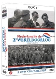 Nederland in de 2e Wereldoorlog - box 1 (3DVD)