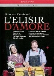 L ELISIR D AMORE, DONIZETTI, GAETANO, BENINI, M. LONDON PHILHARMONIC ORCHESTRA//NTSC/ALL REGIONS DVD, G. DONIZETTI, DVD