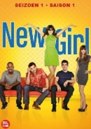New girl - Seizoen 1, (DVD) BILINGUAL /W/ZOEY DESCHANEL,MAX GREENFIEL TV SERIES, DVDNL