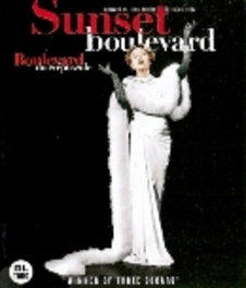 Sunset boulevard, (Blu-Ray) BILINGUAL // W/ GLORIA SWANSON, WILLIAM HOLDEN MOVIE, Blu-Ray