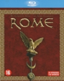 Rome - Complete collection, (Blu-Ray) COMPLETE COLLECTION - BILINGUAL TV SERIES, BLURAY