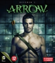 Arrow - Seizoen 1, (Blu-Ray) W/ STEPHEN AMELL, KATIE CASSIDY. TV SERIES, Blu-Ray