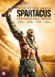 Spartacus - Gods of the arena, (DVD) BILINGUAL // GODS OF THE ARENA TV SERIES, DVD
