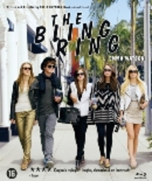 BLING RING BY SOFIA COPPOLA // W/ EMMA WATSON MOVIE, Blu-Ray