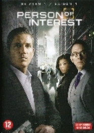 Person of interest - Seizoen 1, (DVD) BILINGUAL/ W/JIM CAVIEZEL,TARAJI P. HENSON TV SERIES, DVDNL