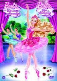 Barbie en de roze schoentjes, (DVD) PAL/REGION 2-BILINGUAL ANIMATION, DVDNL