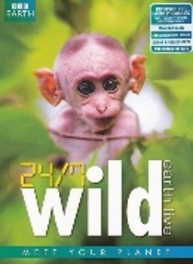 BBC Earth: 24/7 Wild (3DVD)