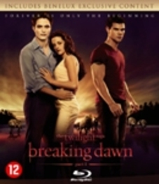 Twilight Saga, The Breaking Dawn - Part 1 (Blu-ray+Dvd)