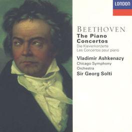 PIANO CONCERTOS ASHKENAZY/ SOLTI Audio CD, L. VAN BEETHOVEN, CD