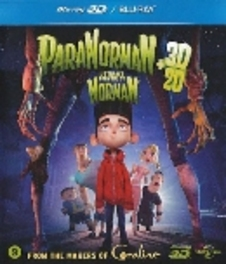 ParaNorman, (Blu-Ray) BILINGUAL ANIMATION, Blu-Ray