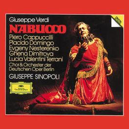 NABUCCO (COMPL) CAPPUCCILLI/CODOB/SINOPOLI Audio CD, G. VERDI, CD