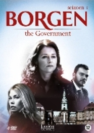 Borgen the government - Seizoen 3, (DVD) CAST: MIKAEL BIRKKJAER, BIRGITTE H.SORENSEN TV SERIES, DVDNL