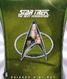 Star trek next generation - Seizoen 3, (Blu-Ray) BILINGUAL TV SERIES, Blu-Ray