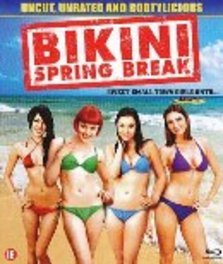 Bikini spring break, (Blu-Ray) W/ RACHEL ALIG, VIRGINIA PETRUCCI MOVIE, Blu-Ray