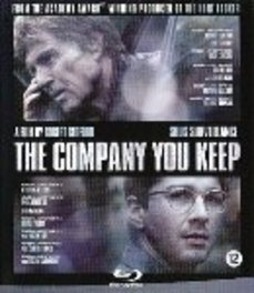 Company you keep, (Blu-Ray) CAST: SHIA LABEOUF, ROBERT REDFORD MOVIE, Blu-Ray