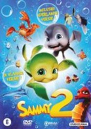 Sammy 2, (DVD) CAST: HEIN BOELE, DAAN VAN RIJSSEL ANIMATION, DVD