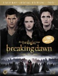 The Twilight Saga: Breaking Dawn - Part 2 (2Blu-ray+DVD)