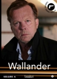 Wallander - Volume 4 DVD-Box