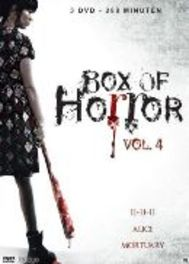 Box Of Horror - Volume 4