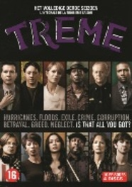 Treme - Seizoen 3, (DVD) BILINGUAL /CAST: KIM DICKENS, MICHIEL HUISMAN TV SERIES, DVDNL
