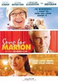 Song for Marion, (DVD) W/ TERENCE STAMP, VANESSA REDGRAVE MOVIE, DVDNL